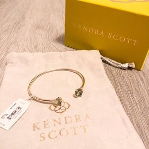 New! Kendra Scott Cuff Bracelet